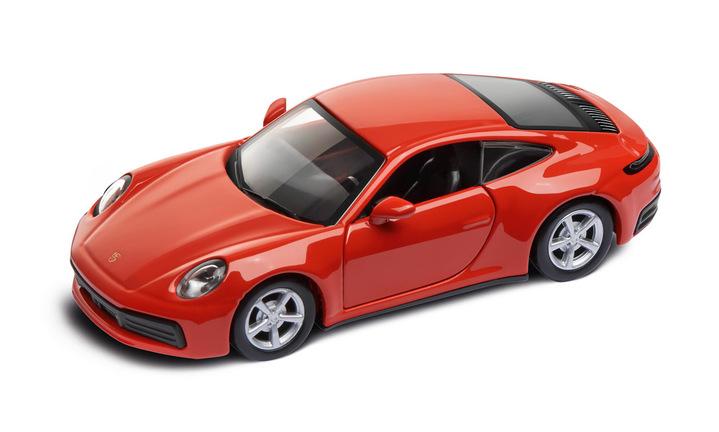 911 Carrera 4S Pullback Toy Car