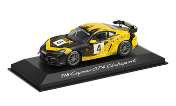1:43 Model Car | 718 Cayman GT4 Clubsport