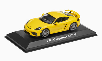 1:43 Model Car | 718 Cayman GT4 982
