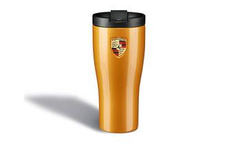 Thermo Mug, golden yellow