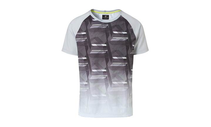 Men's Sport Abstract T Shirt