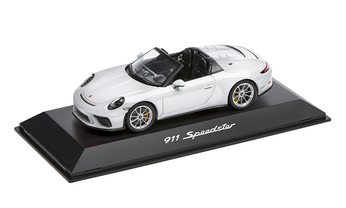 911 Speedster (991 II), white, 1:43