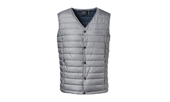 Men's quilted gilet – Urban Explorer