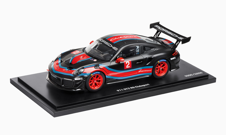 911 GT2 RS Clubsport, 1:18