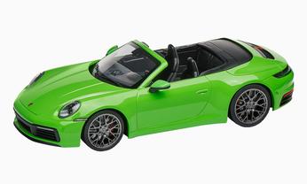 1:18 Model Car | 911 C4S 992 Lizard Green