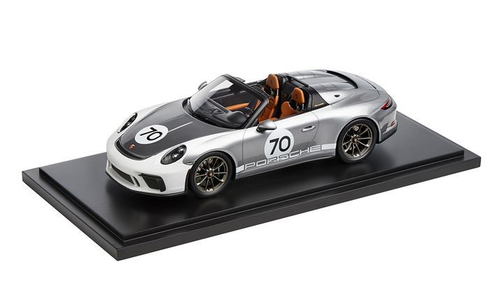 911 Speedster (991 II), Heritage Package, 1:18