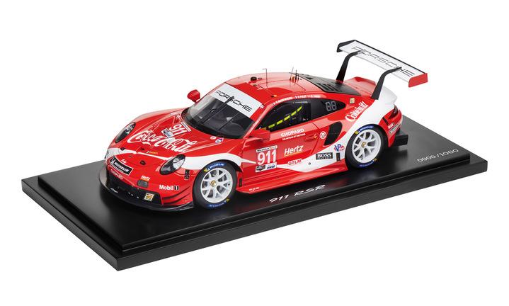 911 RSR, Coca-Cola, 1:18