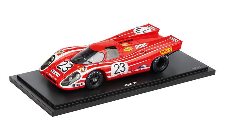 Porsche 917 Salzburg, 1:18