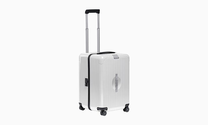 Rimowa x Porsche Carrara White XL Luggage