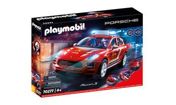 "Playmobil, Macan S, ""Fire Brigade"""