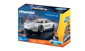 Playmobil, Mission E, white