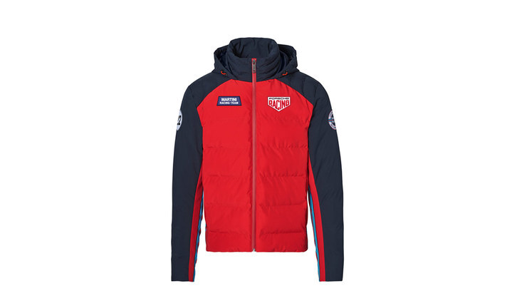 MARTINI RACING Collection, Quilted Jacket, Men