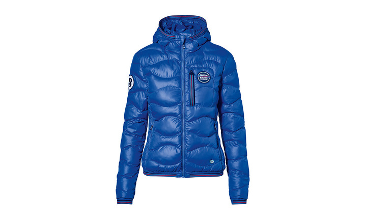 Martini Racing Women's Reversible Quilted Jacket (Special Order Only)