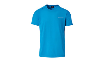 Taycan Collection, Men's Blue T-Shirt