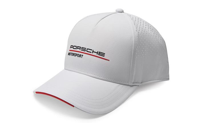 Motorsport White Mesh Unisex Cap 2020