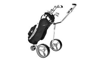 Golf trolley*