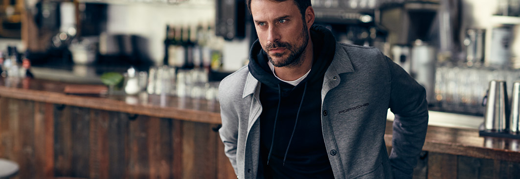 For Him - #Porsche Collection, Sweatjacket, Men