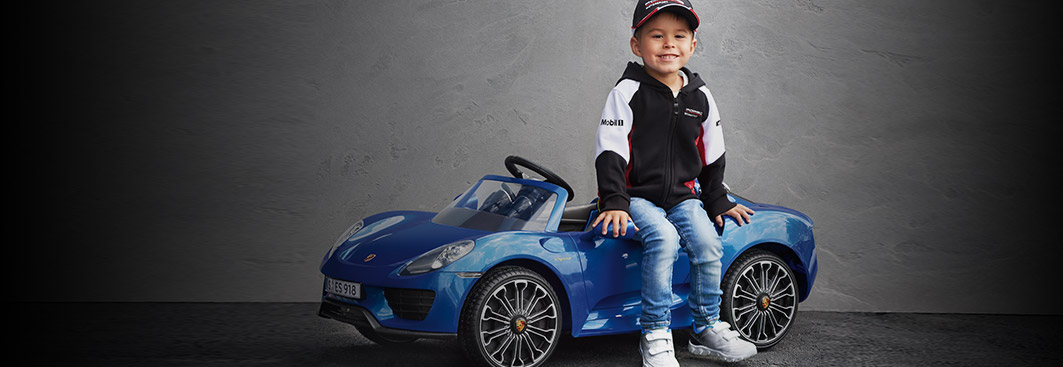 For Kids - My first Porsche – wooden car