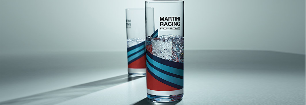 Lifestyle - Longdrink Glasses Set of 2 - MARTINI RACING®