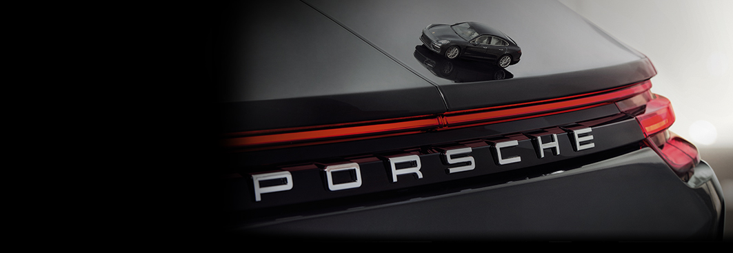 Model cars - Panamera Turbo