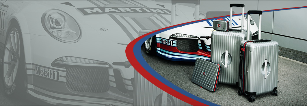 Luggage - PTS Trolley, M – Martini Racing